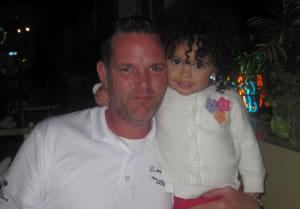 Matt Capobianco and his daughter, Veronica. Source: SaveVeronica.org