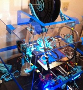 SuperGlass Windshield Repair's 3-D Printer