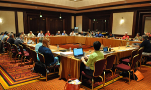 The AGSC Standards Committee convened prior to Auto Glass Week to discuss possible changes to the AGRSS Standard.