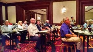 The AGSC Registered Company Member meeting was held this morning at Auto Glass Week.