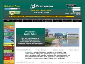 PrecisionReplacementPartsSized
