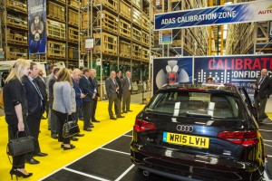 U.K.-based Autoglass® launched its calibration solutions earlier this month.