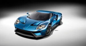 The new Ford GT will feature a Corning Gorilla Glass hybrid windshield.