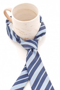 Coffee and Tie