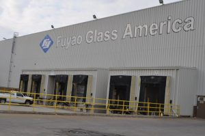 Fuyao Glass America in Moraine, Ohio.
