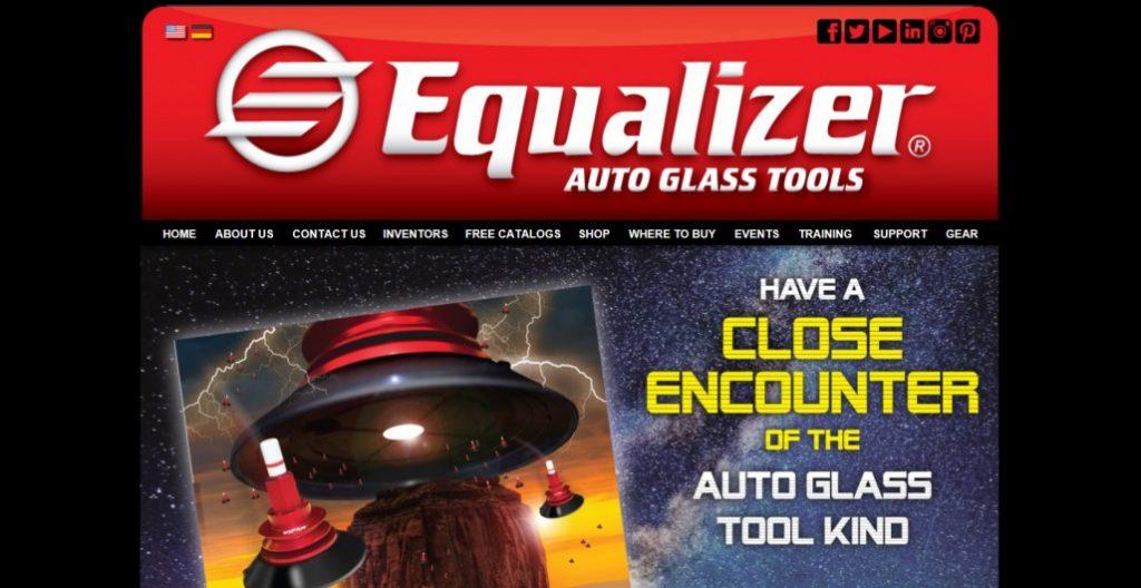 Equalizer Website of Week