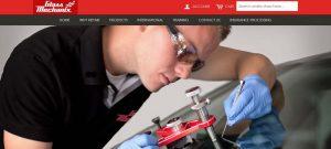 Glass Mechanix Website