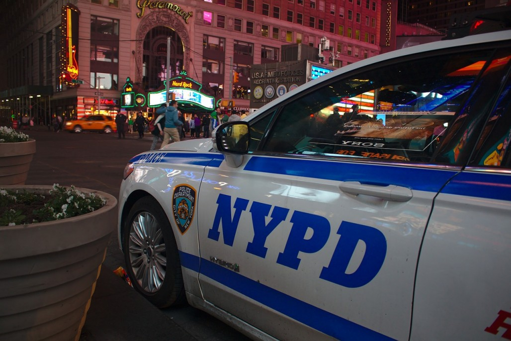 New York City Patrol Cars Get Retrofitted With Bullet Resistant